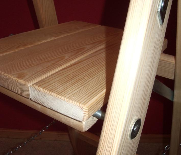 rustikale gartenbank holzbank massiv holz ebay. Black Bedroom Furniture Sets. Home Design Ideas