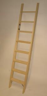 Parallelanlegeleiter / Hochbettleiter 8 Stufen