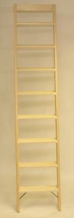 Parallelanlegeleiter 8 Stufen mit Stirnbrett
