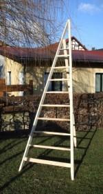 Bockleiter mit Pfahlstütze 4,0 Meter