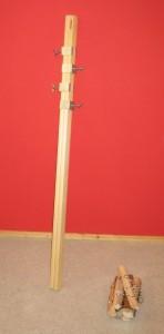 Holmverlängerung für Holz Malerleiter