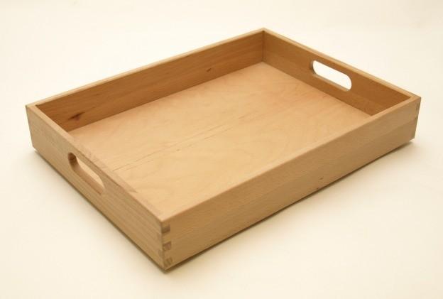 Holzkiste 40x30x24 Cm Kiefer Offen Holz Box Allzweckkiste