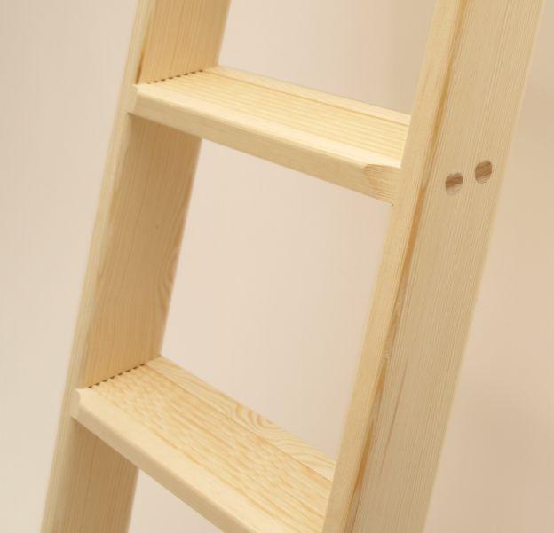 stufen anlegeleiter f r wohnwagen wohnmobil alkoven nur 33 cm breit bestellbare. Black Bedroom Furniture Sets. Home Design Ideas